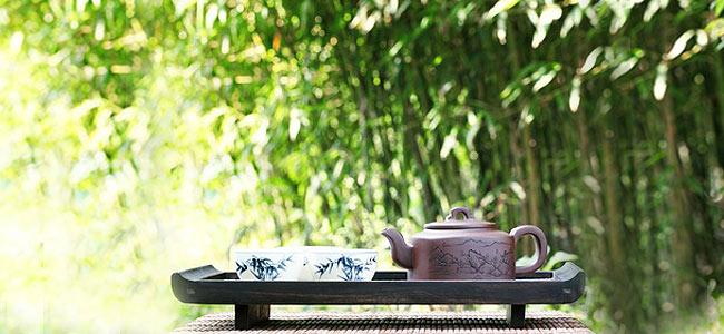 Spurenelemente und Mineralstoffe im grünen Tee