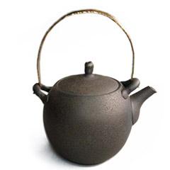 uwade kyūsu (上手急須), Meisterkanne