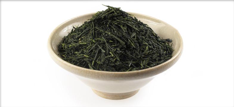 Zubereitung von Sencha Tee