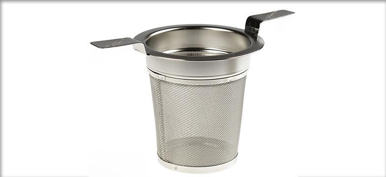 Teesieb für grüner Tee