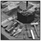 Kabazaiku-Werkzeug