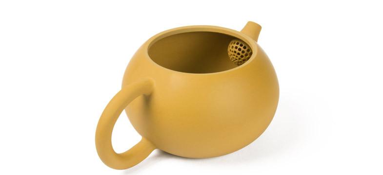 Japanische Teekanne: Drehen auf der Töpferscheibe