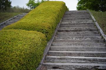 in Kurinodake, bergiges Kirishima