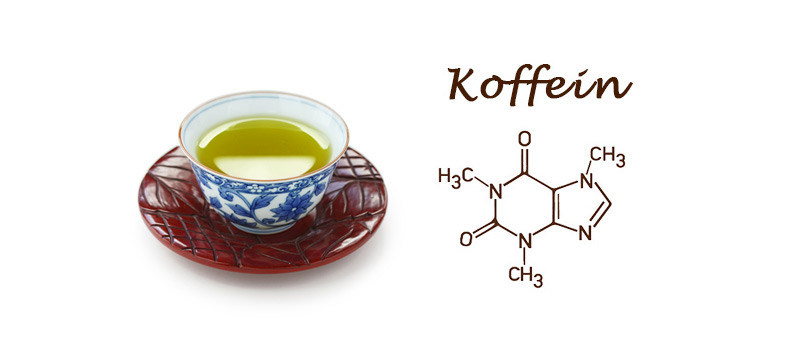 Koffein und Tee