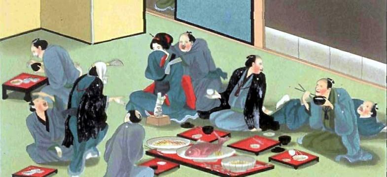 Grüner Tee – Geschichte in Japan