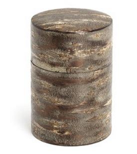 Teedose 12cm hoch, 8 cm Ø